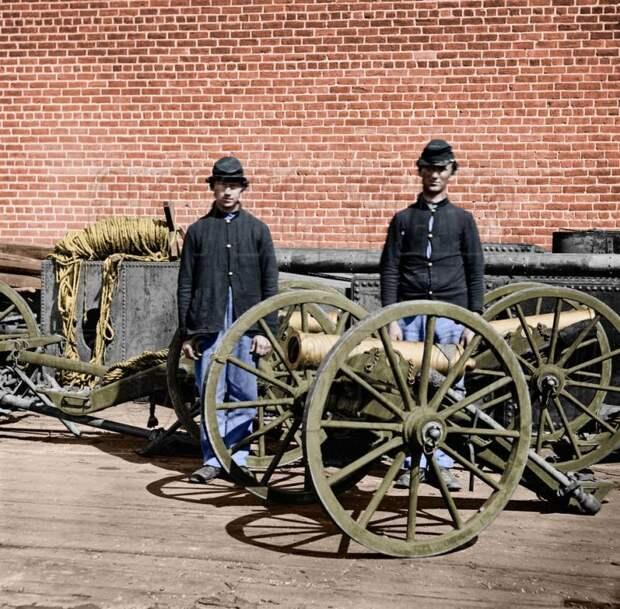 Боеприпасы Гражданской войны в США