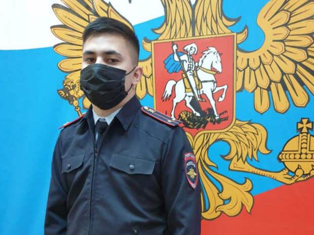 Полицейский из Тайшета помог жителю Астрахани добраться домой
