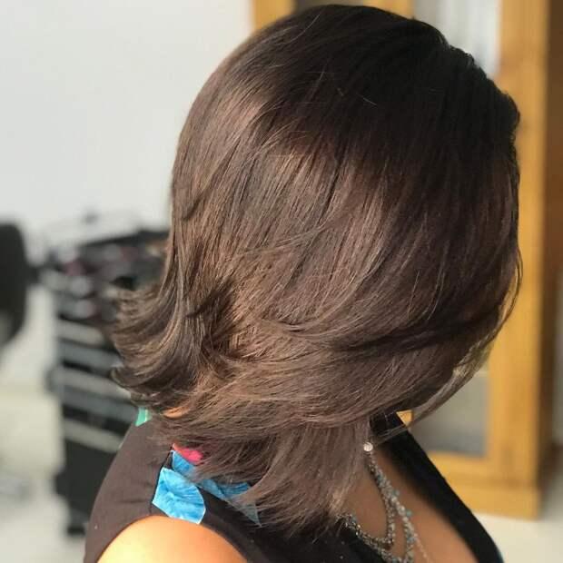 18 видов стрижек для тонких волос, которые станут главным трендом 2021 года