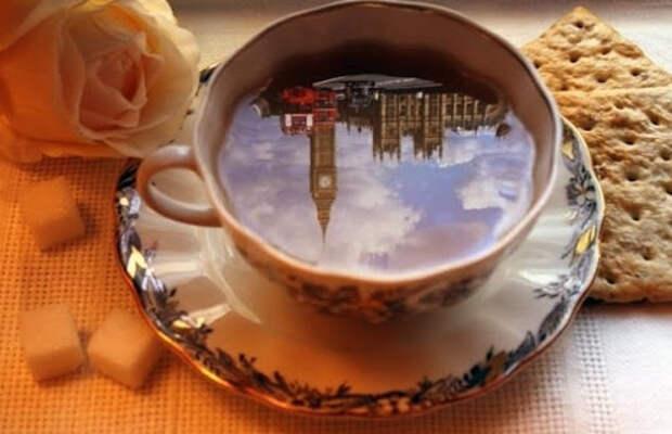 Колхоз не пройдет — сервировка стола к чаю как в ресторане