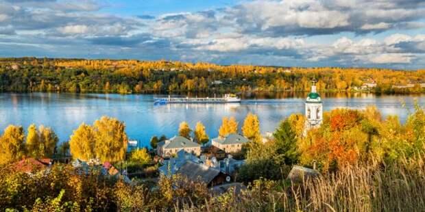 Россия в осени: 8 российских городов, которые непременно нужно посетить осенью