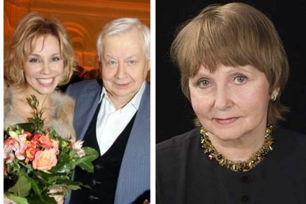 Как живет первая жена Олега Табакова, не простившая ему уход к Зудиной