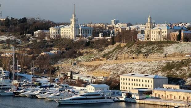 Часть проводов в центре Севастополя будет убрана под землю