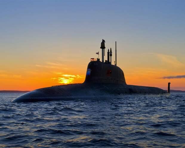 The National Interest: Штаты не могут отследить российские субмарины класса 885