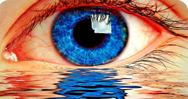 Действительно ли глаза зеркало нашей души?