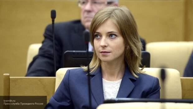 «Выслеживал мою дочь»: Поклонская рассказала, как украинский киллер преследовал ее семью