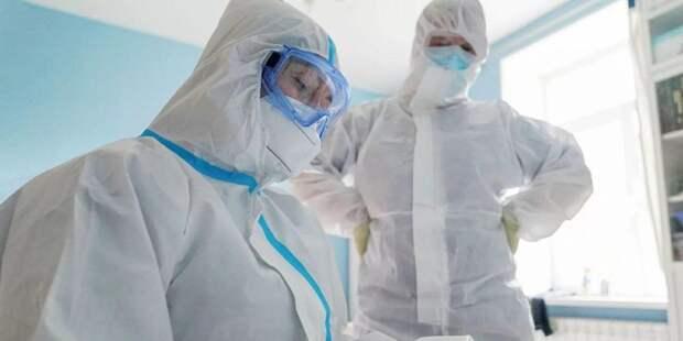 Собянин: Московские врачи спасли десятки тысяч людей с коронавирусом / Фото: mos.ru