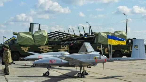 Украина будет производить свои беспилотники-камикадзе