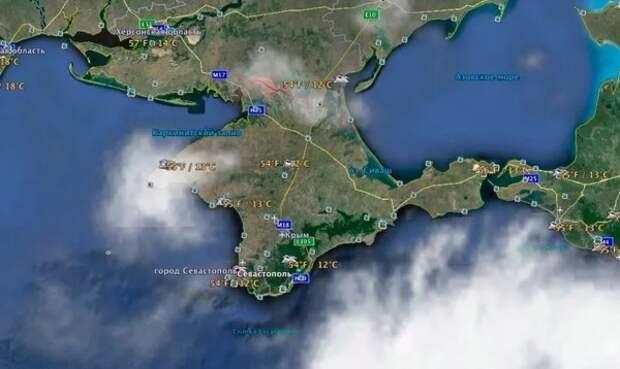 В Google исправили ошибку в изображении Крыма на картах