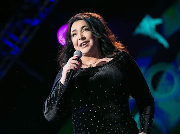 Певица Лолита назвала Крым частью Украины