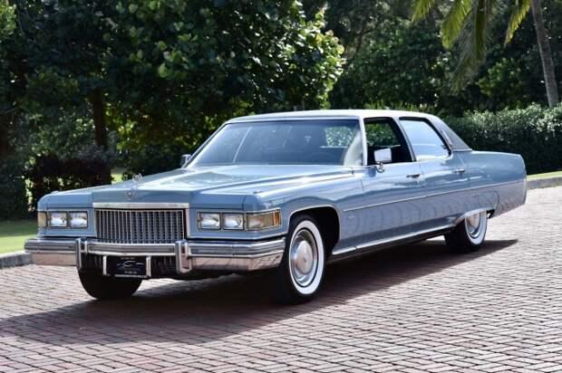 Второй важный автомобиль бизнесмена.  |Фото: flipboard.com.