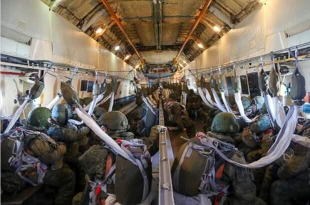 Войска вернутся с учений на юге РФ в пункты постоянной дислокации до 1 мая