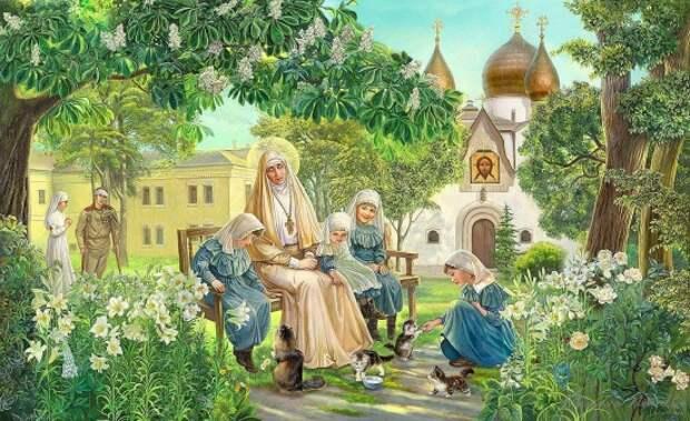 художник Наталья Климова картины – 02