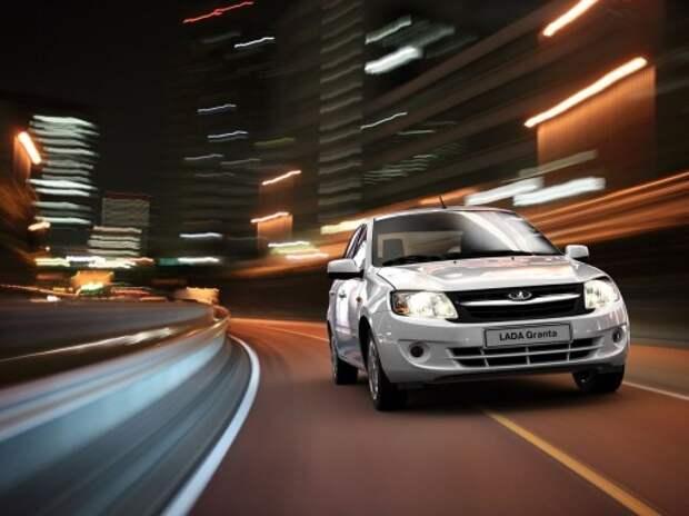 Lada Granta с АМТ поступила к дилерам по цене от 401 тыс. рублей