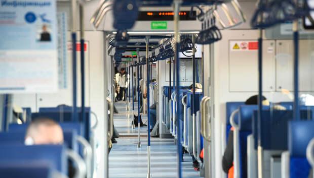 Поезда на МЦД‑2 и Рижском направлении МЖД ходят с увеличенными интервалами из‑за дождя