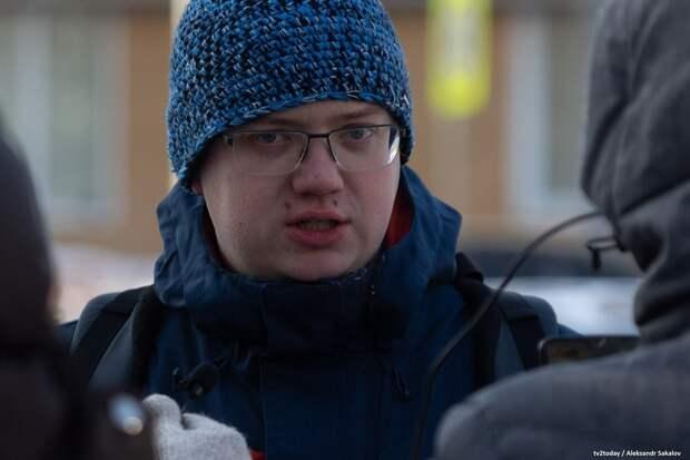 Депутата гордумы Андрея Фатеева оставили под арестом до 22 мая
