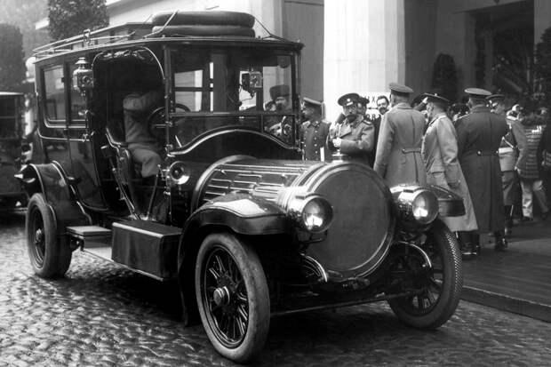 Как у Ленина экспроприированные машины экспроприировали