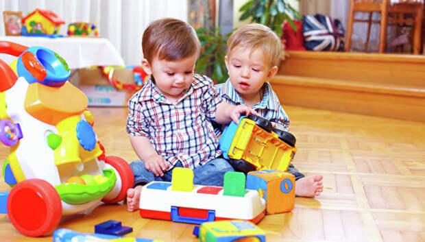 Свыше 2,5 тыс мест создали в детских садах Подмосковья за 2018 год
