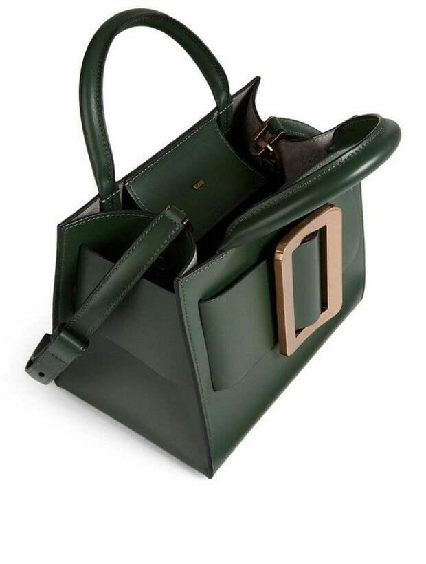 Структурированные сумки осенью 2020