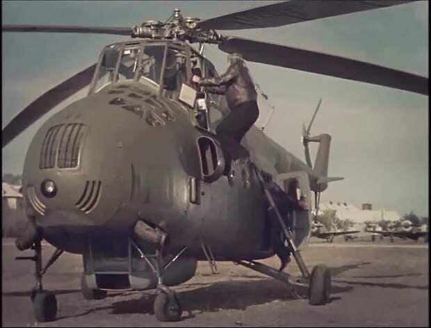 Ми-4. Фото из интернета.