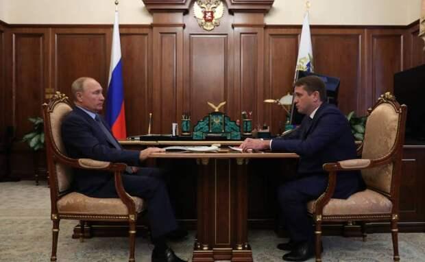 Как клюёт? Российское рыболовство на контроле у президента