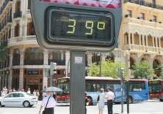 30 человек умерли от жары в Испании