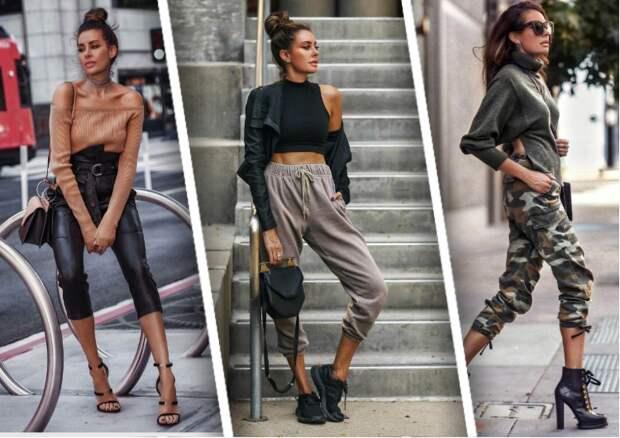 12 стильных вариантов с чем носить бриджи и какие модели лучше выбрать