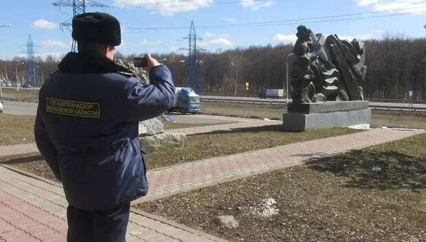 В Подольске устранили нарушения в содержании мемориалов ВОВ