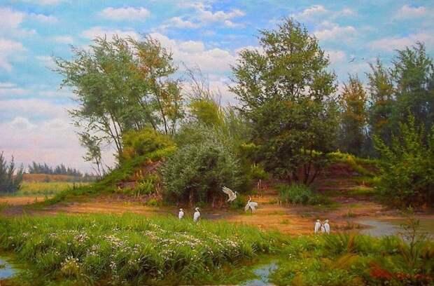 художник Владислав Осипцов картины – 16