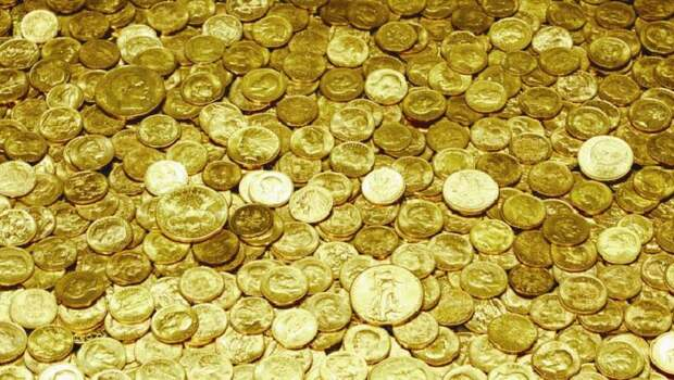 Как Япония присвоила золото Российской империи