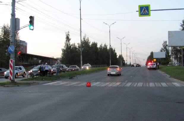 4 ребенка пострадали за сутки на дорогах Удмуртии