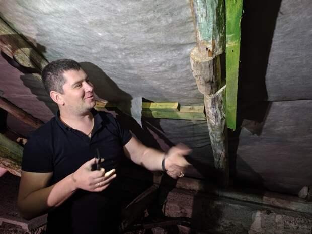 Севастопольцам «сносит крышу» от капитального ремонта кровель
