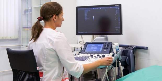 В ремонтирующейся поликлинике на Флотской появится современное оборудование