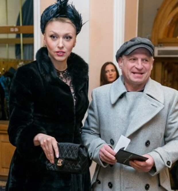 Как выглядит супруг Оли Поляковой, которого она прячет от поклонников
