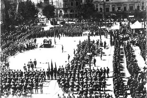 Батумская наступательная операция началась 100 лет назад