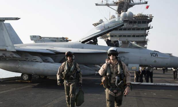 Пилоты ВВС США массово признались во встречах с неопознанными объектами