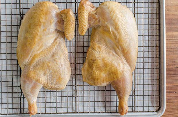 Копченая курица в духовке: делаем с ароматом дымка