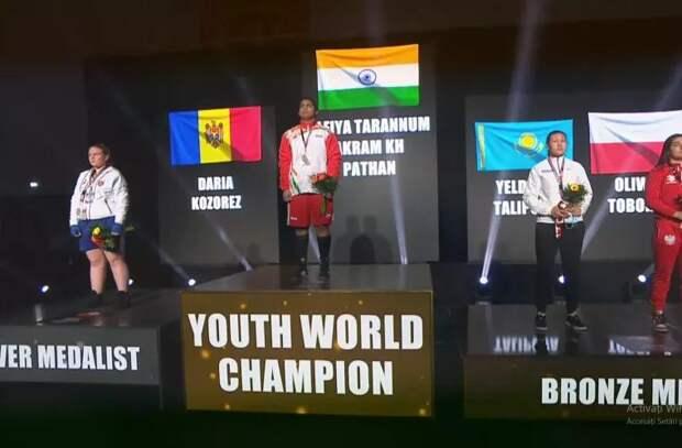 Серебро для Молдовы на чемпионате мира по боксу