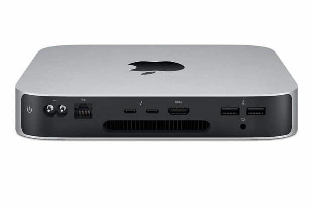 Компьютер Apple M1 Mac mini теперь можно купить в варианте с портом 10 GbE