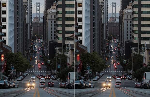 Игра на внимательность. Сколько отличий вы сможете найти между двумя картинками?