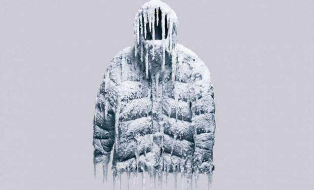 Куртка для -100 градусов сделана из сверхпрочной ткани