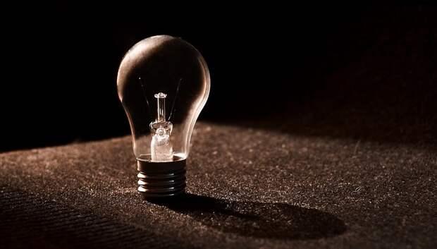 Электричество временно отключили в 10 домах Климовска из‑за плановых работ
