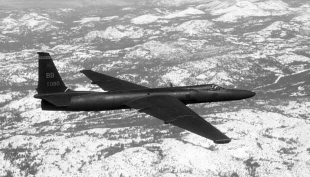 Погоня за U-2