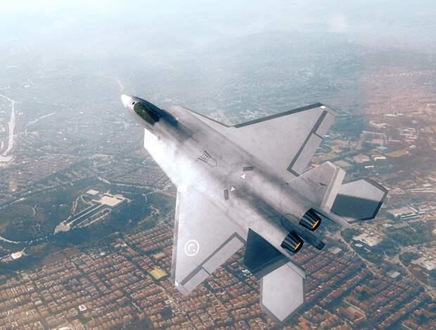 Турция откажется от Су-57 в пользу собственного истребителя TF-X