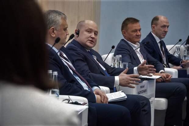 Развожаев снова меняет директора Корпорации развития