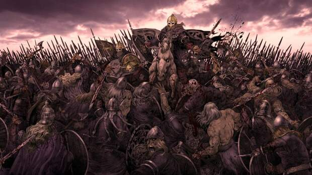 Восток против Запада. Битва европейских цивилизаций более 3000 лет назад