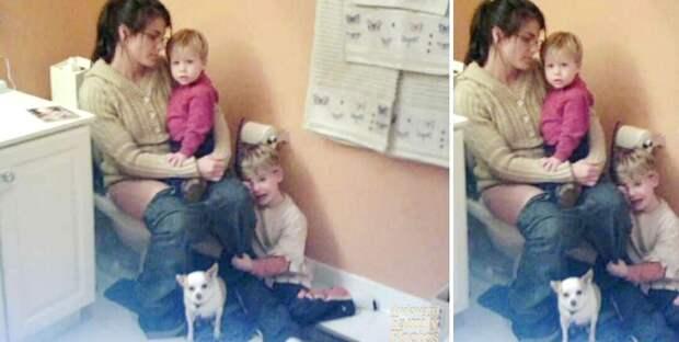 Почему маленькие дети не могут без мамы побыть даже 5 минут
