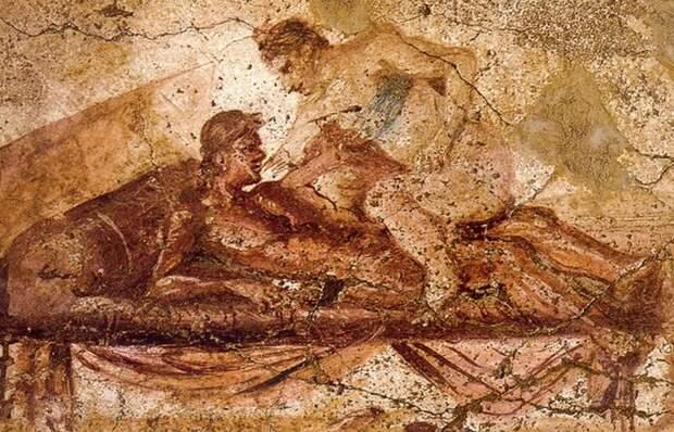 Мужчины лёгкого поведения - обычное явление в Риме. | Фото:building.am