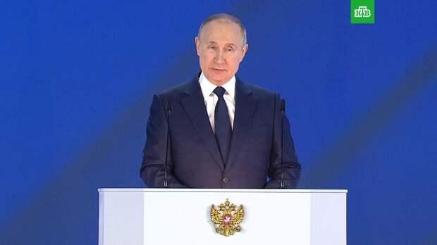 Путин: мировое здравоохранение стоит на пороге революции