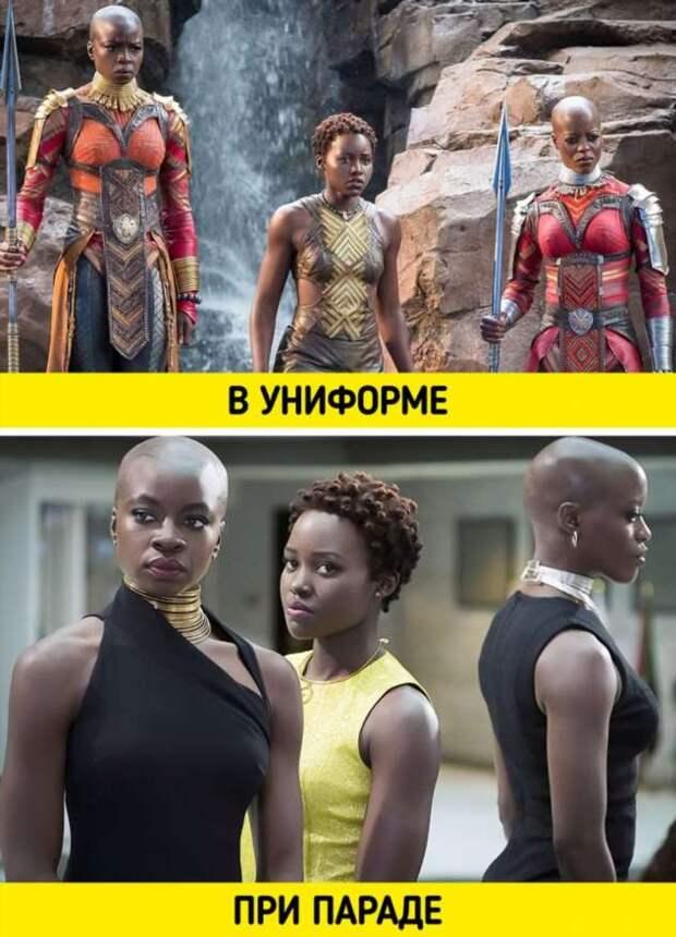 10 кинокостюмов, которые хранят в себе ключ к пониманию героев фильмов